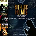 Sherlock Holmes: The Drakons Collection Audiobook by Pennie Mae Cartawick Narrated by Mark Deakins