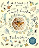 img - for Secret Garden Embroidery: 15 projects for your stitching pleasure (What Delilah Did) book / textbook / text book