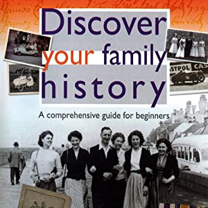 Discover Your Family History Radio/TV Program
