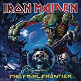 The Final Frontier by Iron Maiden (2010) Audio CD