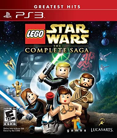 Lego Star Wars: The Complete Saga- Greatest Hits