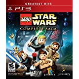 Lego Star Wars: The Complete Saga - PlayStation 3by LucasArts Entertainment