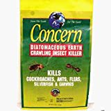 61WCKQCTPDL. SL160  Concern 97064 Diatomaceous Earth Crawling Insect Killer 4 Pound Bag