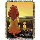 Disney's Lion King Quiet Time Triple Woven Jacquard Throw (48x60)