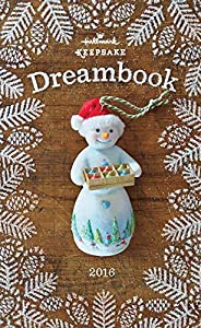 Hallmark Keepsake Dream Book 2016