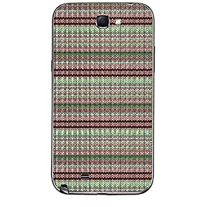 Skin4gadgets KNITTED Pattern 32 Phone Skin for SAMSUNG GALAXY NOTE 2 (N7100)