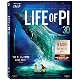 Life of Pi (Blu-ray 3D + DVD Combo Pack)