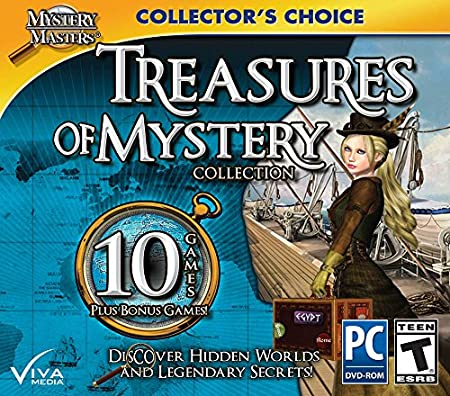 Viva Media Mystery Masters Treasures of Mystery Collection