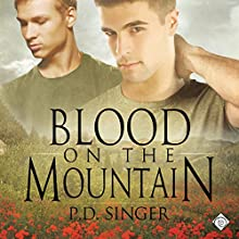 Blood on the Mountain (       UNABRIDGED) by P. D. Singer Narrated by Finn Sterling