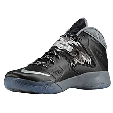 sports shoes 386cf 49958 lebron soldier 7 black and grey