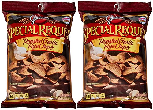 Gardetto's Special Request Crispy Snack Mix-Garlic Rye-8 Oz-2 Pack (Garlic Snack Mix compare prices)