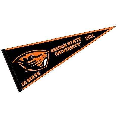 Oregon State Beavers Pennant Full Size Felt