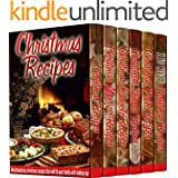 6 Christmas Recipe Book Boxed Set: 160 Amazing Recipes to Make Your Holidays More Delicious