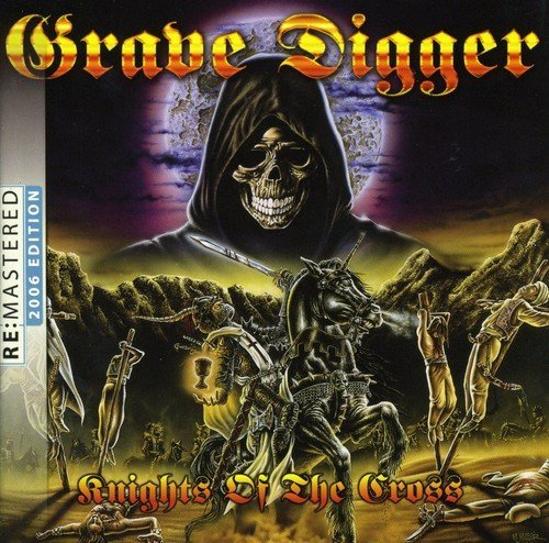 Knights of the Cross by GRAVE DIGGER (2007-01-02)