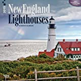 Lighthouses, New England 2015 Square 12x12