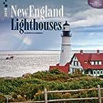 New England Lighthouses 2015 Calendar