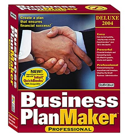 PRM-BP3 - BUSINESS PLANMAKER DELUXE 3.0