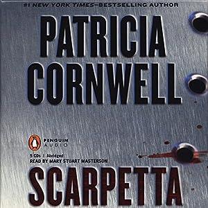Scarpetta Audiobook
