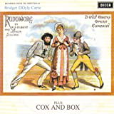 Gilbert & Sullivan: Ruddigore & Cox and Box