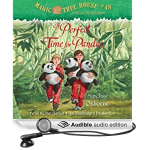 A Perfect Time for Pandas: Magic Tree House, Book 48