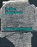 Transaction Processing: Concepts and Techniques (1558601902) by Gray, Jim