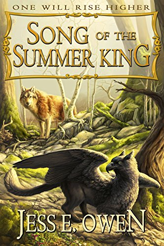 Kids on Fire: Animal Fantasy-Adventure for Tweens in The Summer King Chronicles