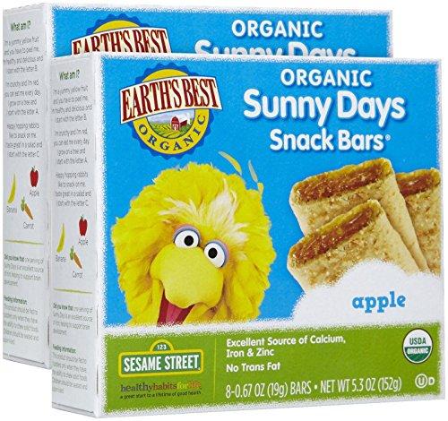 earths-best-sesame-street-sunny-days-snack-bars-apple-53-oz-2-pack