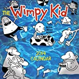 Wimpy Kid 2014 Calendar Illustrated by Jeff Kinney
