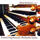 Fransk Orgelmusik i Botkyrka kyrka