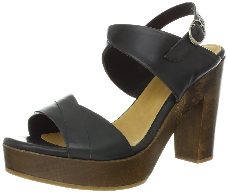 ebony作品封面_coclico women\'s shiba platform sandal,ebony,39 eu