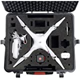 HPRC HPRC2700WPHA2 Wheeled Hard Case with Foam for DJI Phantom Vision 2