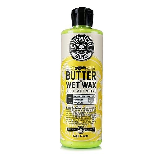 Chemical Guys WAC20116 Butter Wet Wax