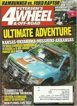 petersen 39 s 4 wheel off road magazine november 2011 ultimate adventure ramrunner vs ford raptor. Black Bedroom Furniture Sets. Home Design Ideas