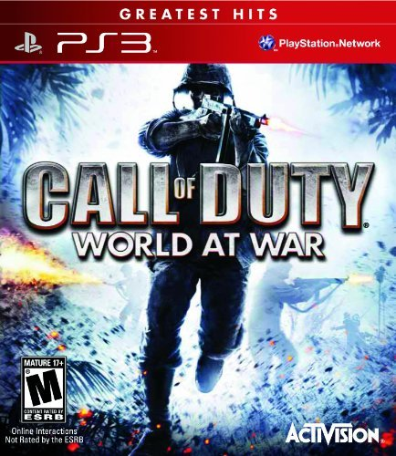 Call of Duty: World at War Greatest Hits(輸入版)