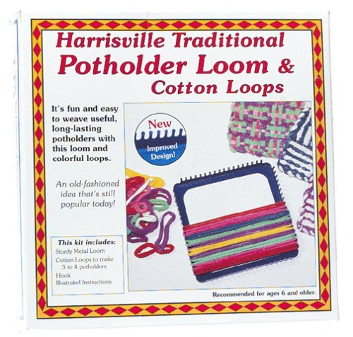 Buy Potholder Loom With Cotton Loops