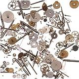 Lisa Pavelka  マイクロエレメント スティームパンクコレクション 時計の金具&歯車ー