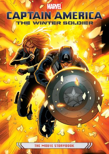 Sale alerts for Marvel Press Captain America: The Winter Soldier - The Movie Storybook - Covvet