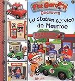 Découvre la station-service de Maurice