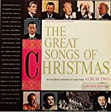 The Great Songs of Christmas by 10 Great Artists of Our Time; Aubum Two