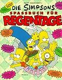 Die Simpsons. Spassbuch für Regentage Sonderheft