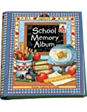 School Memory Album: A Collection of Special Memories, Photos, and Keepsakes from Kindergarten Through Sixth Grade