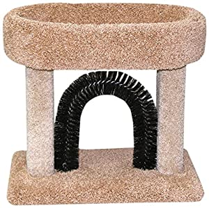 Beatrise Pet Products Kitty Cradle With Brush Pet Supplies