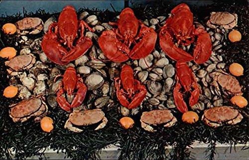 Newport Rhode Island Seafood Market