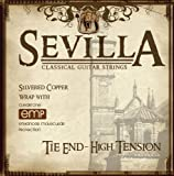 Cleartone Sevilla Classical Strings TIE End High Tension