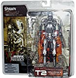 McFarlane - Movie Maniacs - Series 5 - Terminator 2 (T2): Judgement Day - T800 Endoskeleton feature film figure w/accessories