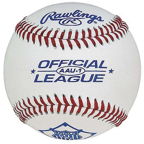 Rawlings AAU1 - Official AAU League Baseball - Brand New - 1