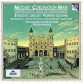Mozart: Exsultate, jubilate, K.165 - 3. Tu virginum corona