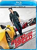 Need for Speed [Blu-ray + Digital Copy] (Bilingual)