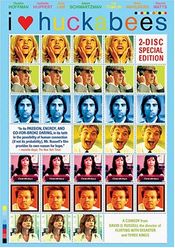 Cover art for  I Heart Huckabees (Two-Disc Special Edition)