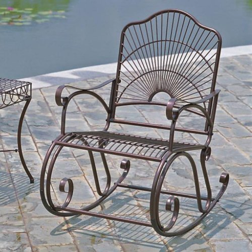 Quality Metal Rocking Chairs that Do Not Cost too Much
